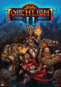 Torchlight II Cover Art